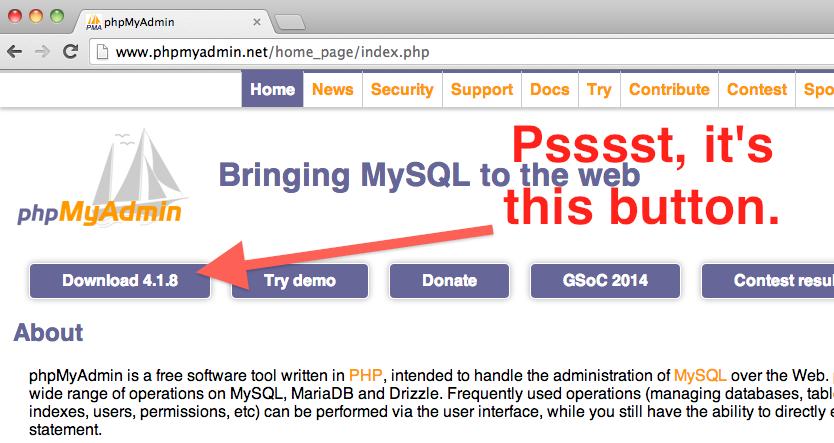 screenshot-download-phpMyAdmin